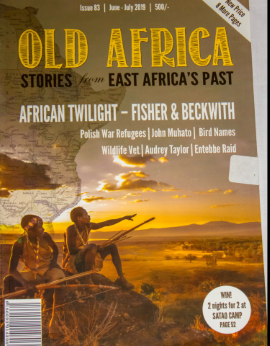 Old Africa Issue 83 June - July 2019 image