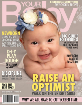 Your Baby Issue 242 September  October 2019