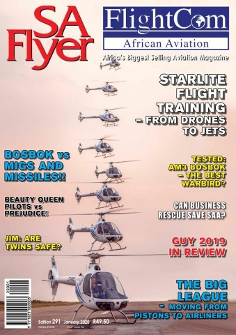 SA Flyer Edition 285 July 2019 image