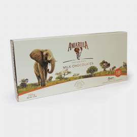 18 Piece Amarula Milk Chocolate 220G
