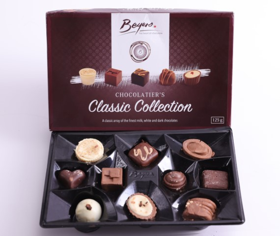 Gift Boxes - Classic Collection 125G image