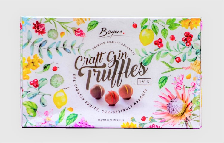 Gift Boxes - Craft Gin Truffles 120G image