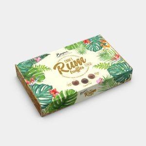 Gift Boxes - Craft Rum Truffles 130G image