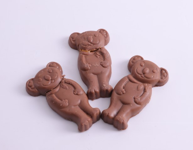 Caramel Bear 4Pc Strip 80G image