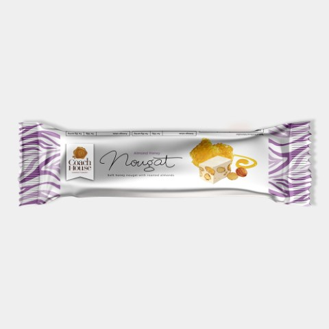Almond Honey Nougat Bar 50G