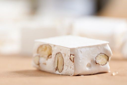 Almond Honey Nougat Bar 50G image