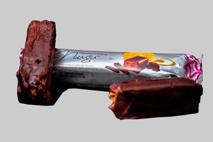Chocolate Cranberry Nugu Bar 50G image
