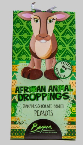 Animal Droppings - Peanut 100G