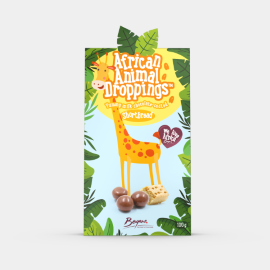 Animal Droppings - Shortbread 100G