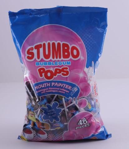 Stumbo Max Mouth Painter Bubblegum 1Kg