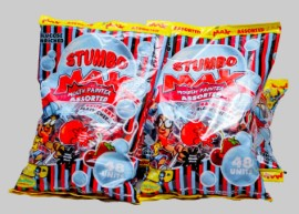 Stumbo Max Mouth Painter Assorted 1Kg image