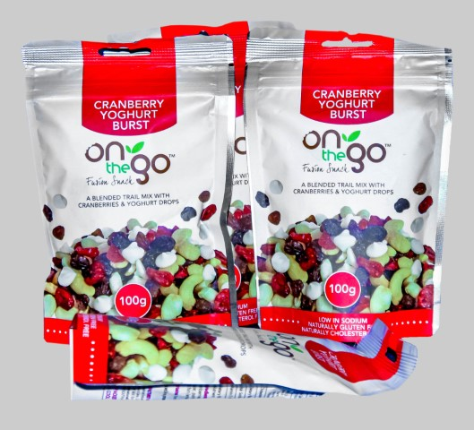 Cranberry Yoghurt 100G