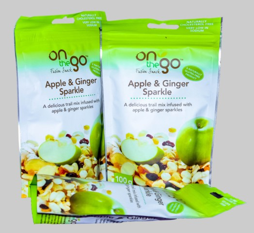 Apple & Ginger Sparkle 100G image