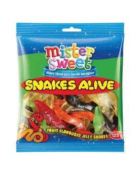 Snakes  125G