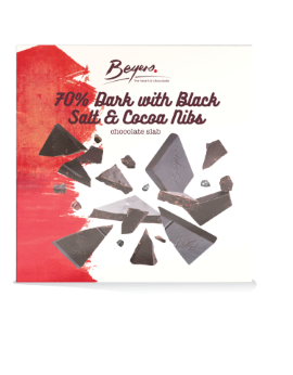 Slab - 70% Dark Chocolate 80G