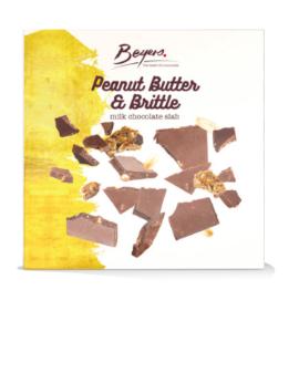 Slab - Peanut Butter 80G