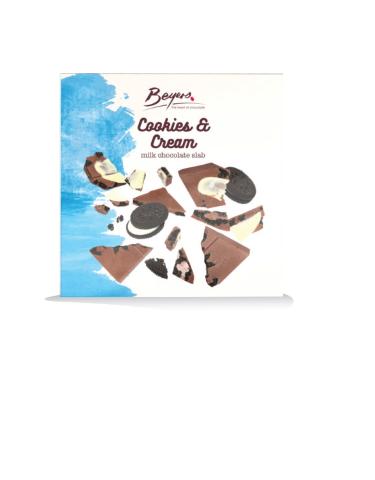 Slab - Cookies & Cream 80G image