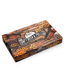 Gift Boxes - Craft Beer & Pretzel Truffles 100G