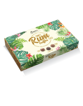Gift Boxes - Craft Rum Truffles 130G