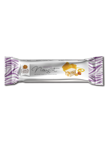 Almond Honey Nougat Bar 50G thumb