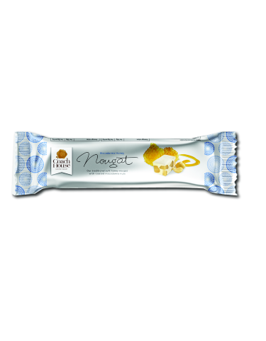 Macadamia Honey Nougat Bar 50G
