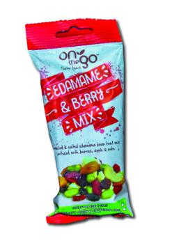 Edamame & Berry 70G