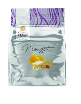 Almond Honey Nougat Pouch 150G