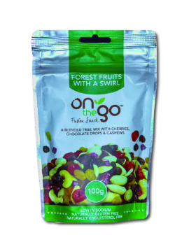 Forest Fruits With A Swirl 100G