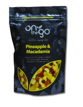 Pineapple & Macadamia 100G