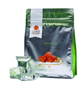 Crunchy Macadamia Brittle  150G image