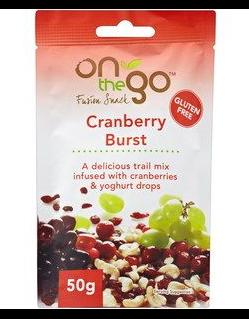 Cranberry Burst 50G