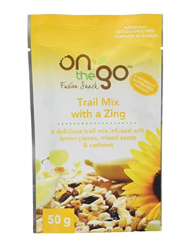 Trail Mix With A Zing 50G