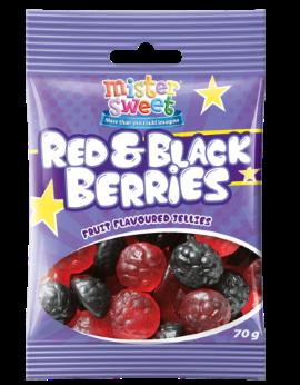 Red & Black Berries 70G