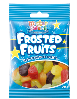 Frosted Fruits 70G