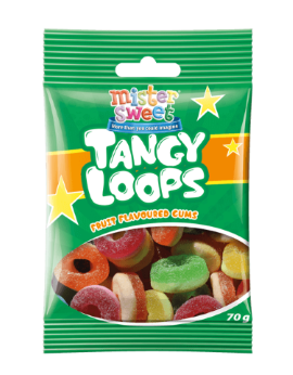 Tangy Loops 70G