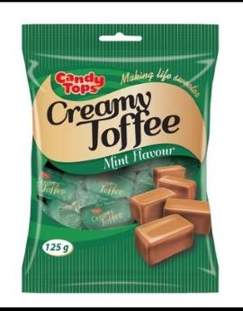 Creamy Toffee Mint 125G