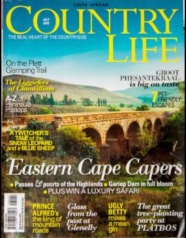 Country Life SA July 2018