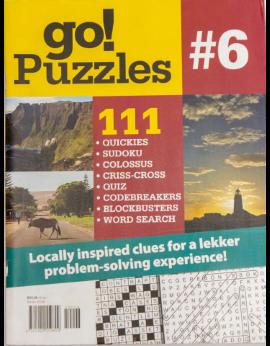 Go! Puzzles #6 2019