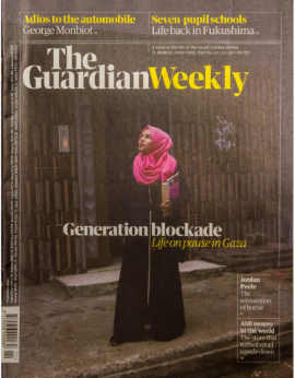 The Guardian Weekly 15 March 2019 Vol. 200 No. 14