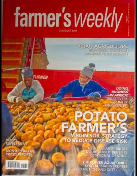 Farmers Weekly SA 2 August 2019