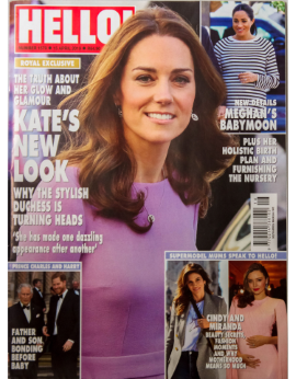 Hello! UK 15 April 2019 No. 1579