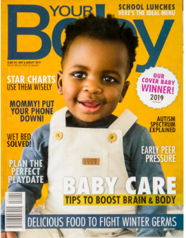 Your Baby Issue 241 July & August 2019
