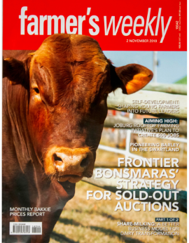 Farmers Weekly SA 2 November 2018 image