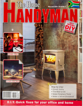 The Home Handyman May/june 2018 Vol. 28 No. 5