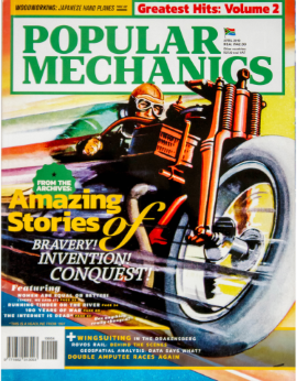 Popular Mechanics April 2019 Vol. 2