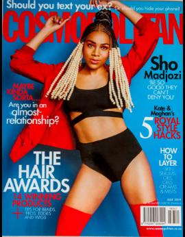 Cosmopolitan SA July 2019