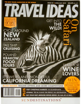 Travel Ideas Issue 6 June/july 2019
