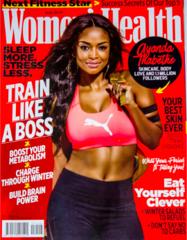 Womens Health SA July 2019