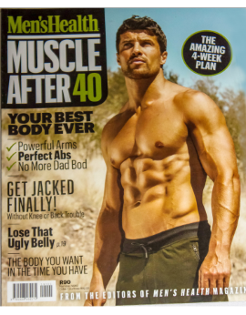 Men's Health Muscles After 40