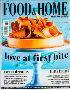 Food&home Entertaining SA February 2019
